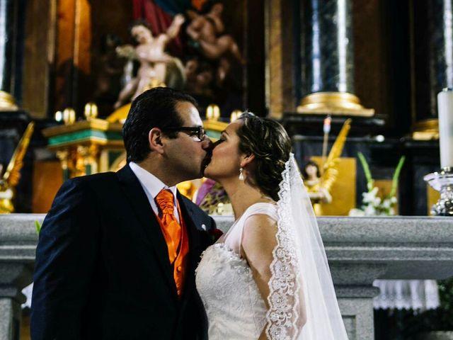 La boda de David y Maria en Almorox, Toledo 15