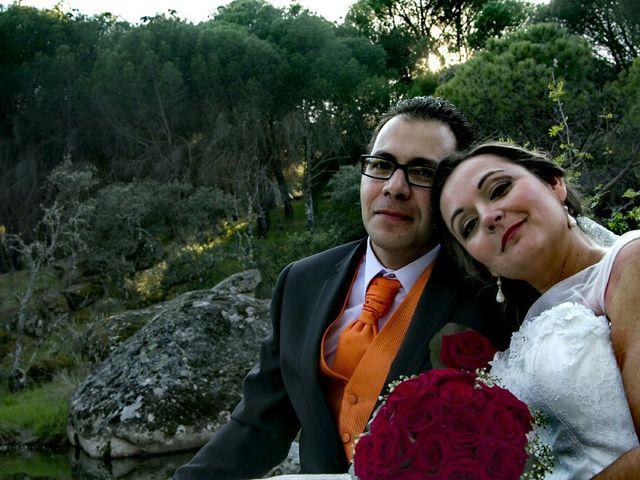 La boda de David y Maria en Almorox, Toledo 18