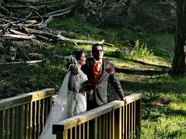 La boda de David y Maria en Almorox, Toledo 19