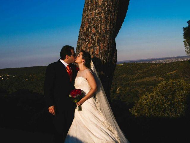 La boda de David y Maria en Almorox, Toledo 20