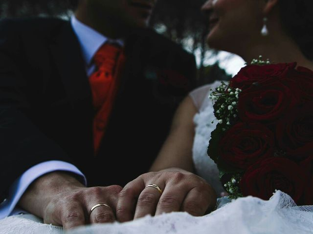 La boda de David y Maria en Almorox, Toledo 21