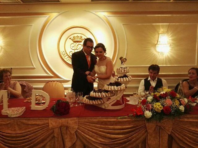 La boda de David y Maria en Almorox, Toledo 22