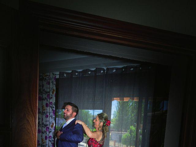 La boda de Vanesa y José María en Valdastillas, Cáceres 11