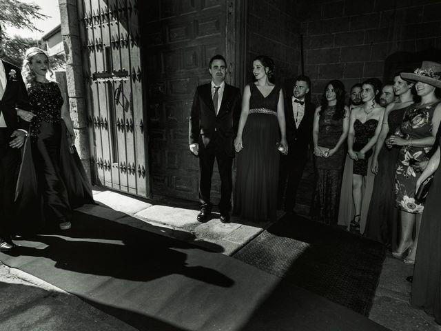 La boda de Vanesa y José María en Valdastillas, Cáceres 21