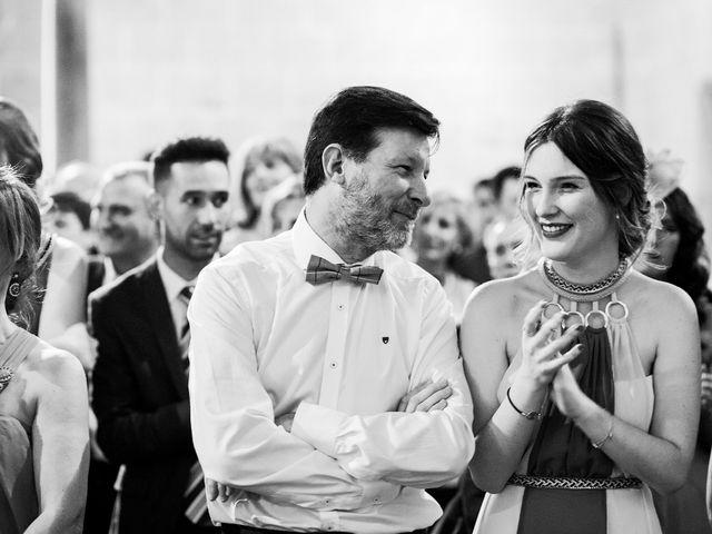La boda de Vanesa y José María en Valdastillas, Cáceres 25