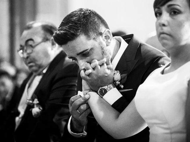 La boda de Vanesa y José María en Valdastillas, Cáceres 32