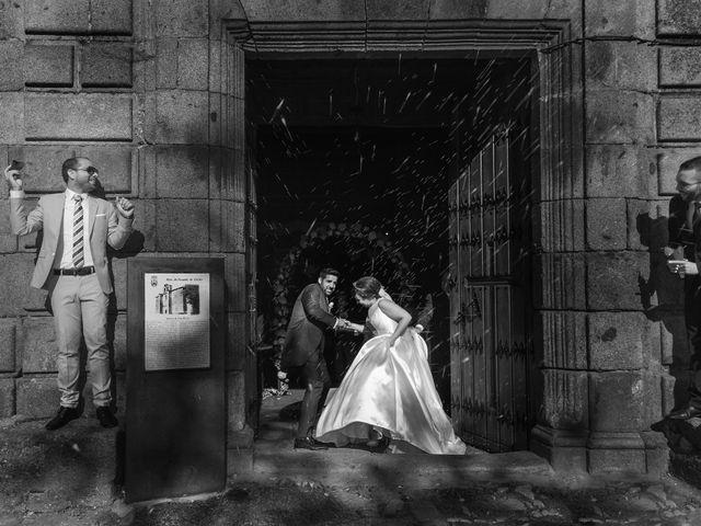 La boda de Vanesa y José María en Valdastillas, Cáceres 35