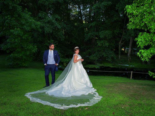 La boda de Vanesa y José María en Valdastillas, Cáceres 44