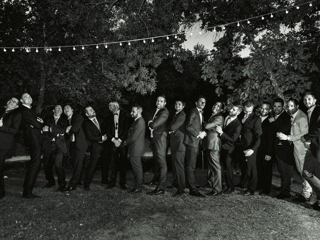 La boda de Vanesa y José María en Valdastillas, Cáceres 45