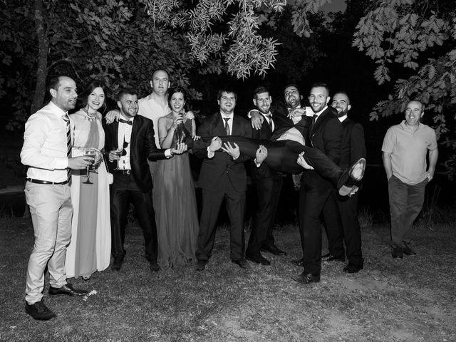 La boda de Vanesa y José María en Valdastillas, Cáceres 46