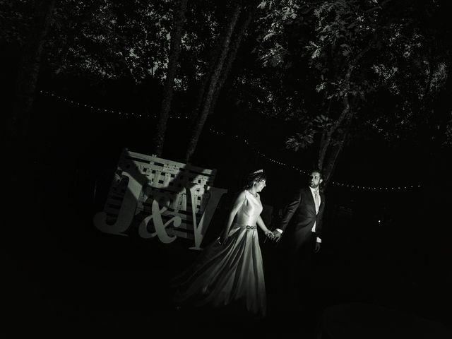 La boda de Vanesa y José María en Valdastillas, Cáceres 50