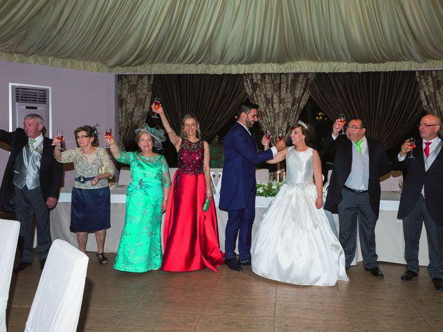 La boda de Vanesa y José María en Valdastillas, Cáceres 52