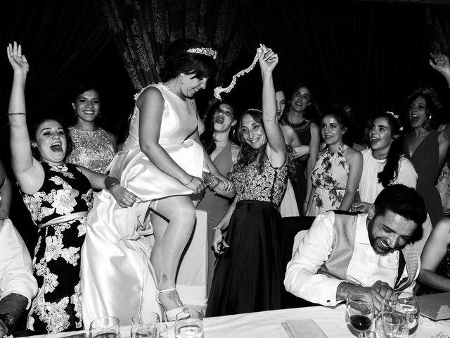 La boda de Vanesa y José María en Valdastillas, Cáceres 56