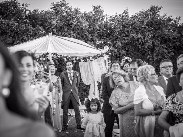 La boda de Juan y Ana en Alcala De Guadaira, Sevilla 39