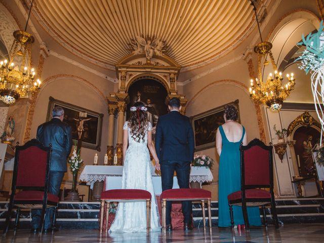 La boda de Luis y Sabrina en Castelló/castellón De La Plana, Castellón 5