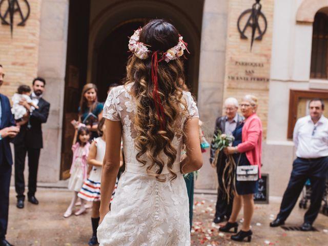 La boda de Luis y Sabrina en Castelló/castellón De La Plana, Castellón 8