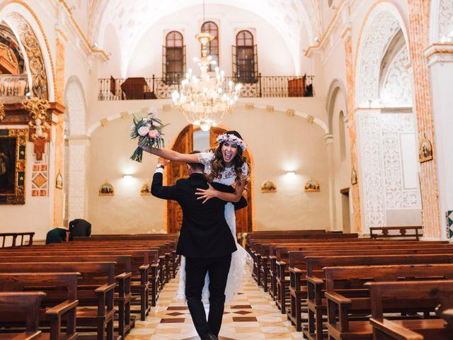 La boda de Luis y Sabrina en Castelló/castellón De La Plana, Castellón 9