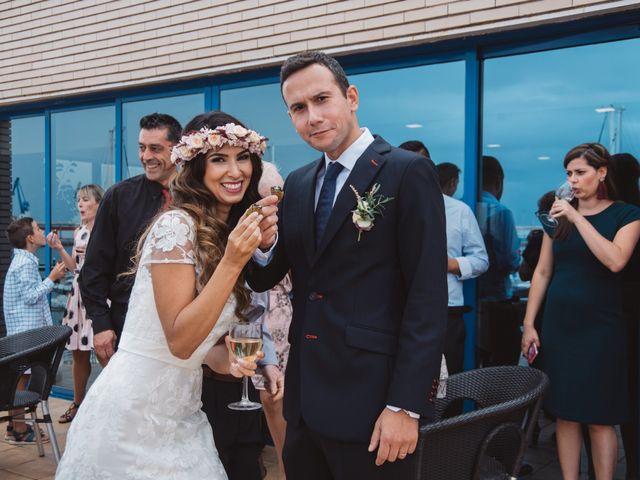 La boda de Luis y Sabrina en Castelló/castellón De La Plana, Castellón 15