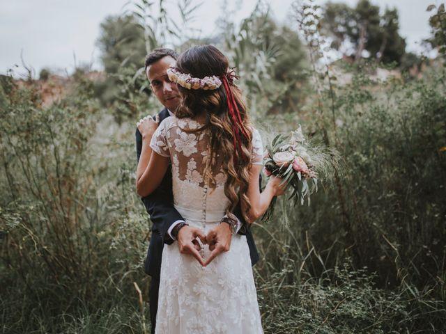 La boda de Luis y Sabrina en Castelló/castellón De La Plana, Castellón 29