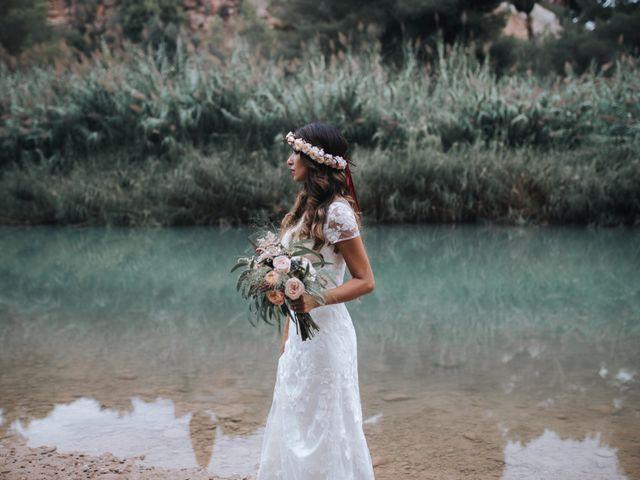 La boda de Luis y Sabrina en Castelló/castellón De La Plana, Castellón 32