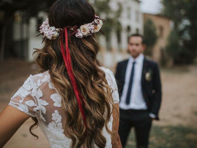 La boda de Luis y Sabrina en Castelló/castellón De La Plana, Castellón 34