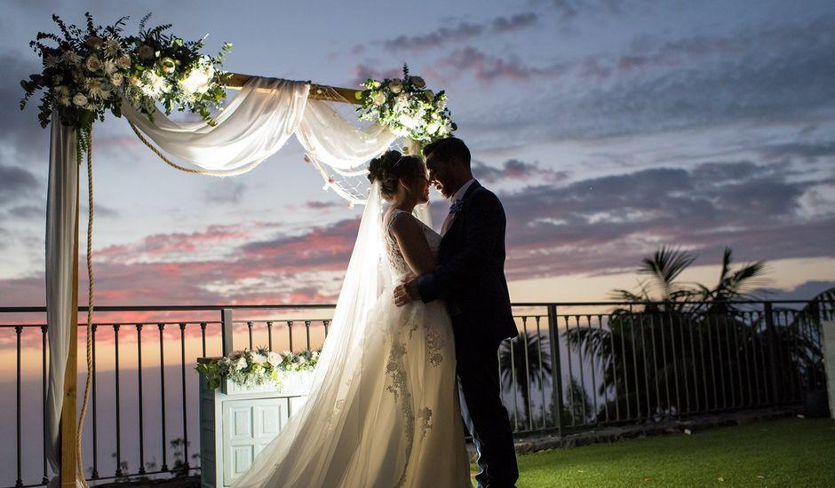 La boda de Josué y Abigail en Santa Cruz De Tenerife, Santa Cruz de Tenerife
