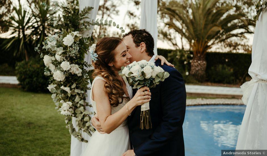 La boda de Alex y Silvia en Benacazon, Sevilla