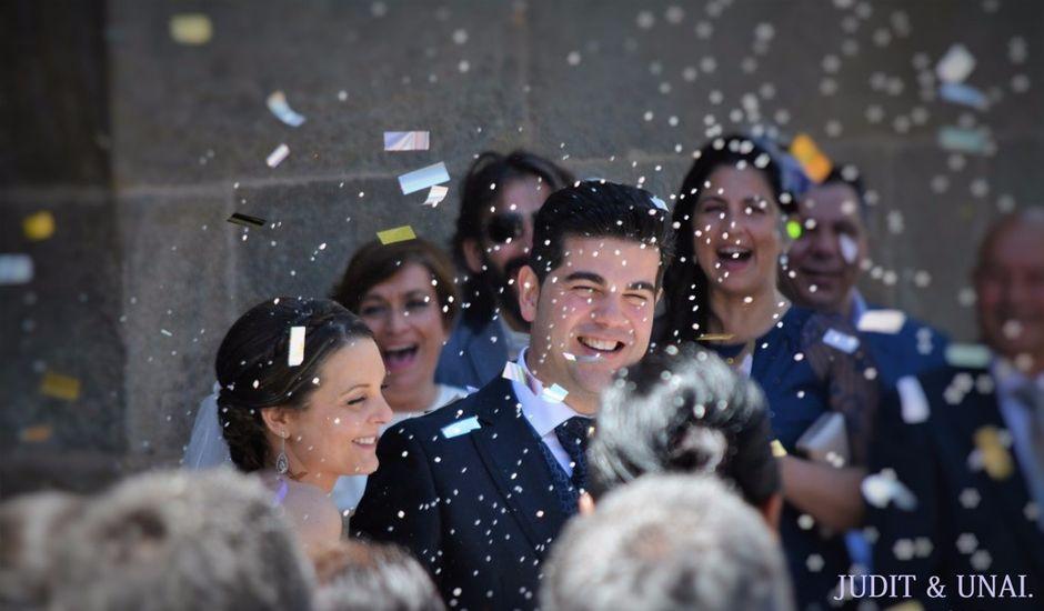 La boda de Unai y Judit en Riveira, A Coruña