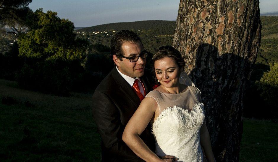 La boda de David y Maria en Almorox, Toledo