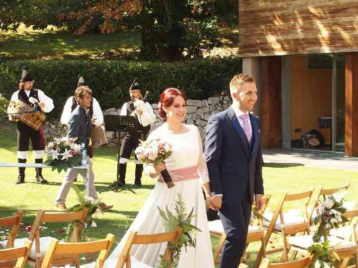 La boda de Maria  y Nacho