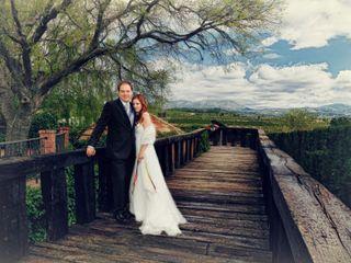 La boda de Silvia y Vicent