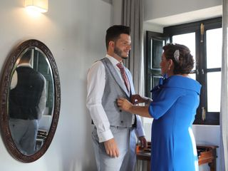 La boda de Jani y Iván 1