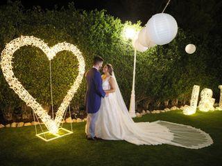 La boda de Jani y Iván