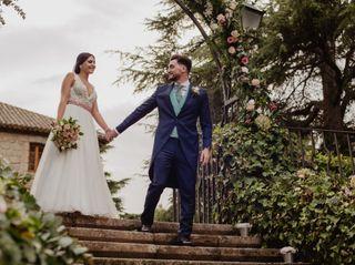 La boda de Rebeca y Daniel