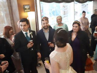 La boda de David  y Jessy  2