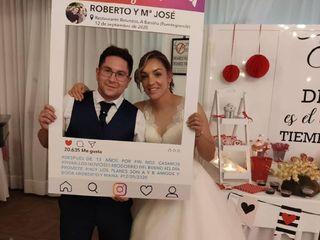 La boda de Maria José y Roberto
