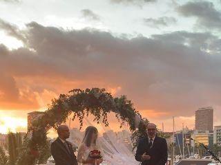 La boda de Saray y Thiago 1