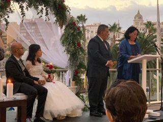 La boda de Saray y Thiago 2