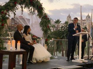 La boda de Saray y Thiago