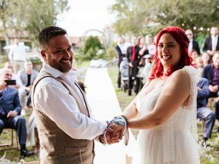 La boda de Maider  y Óscar