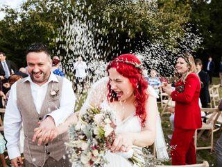 La boda de Maider  y Óscar  2