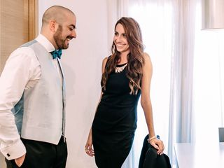 La boda de Vanessa y Luisjo 3