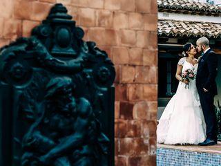 La boda de Vanessa y Luisjo