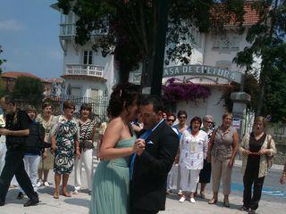 La boda de Javi y Leire