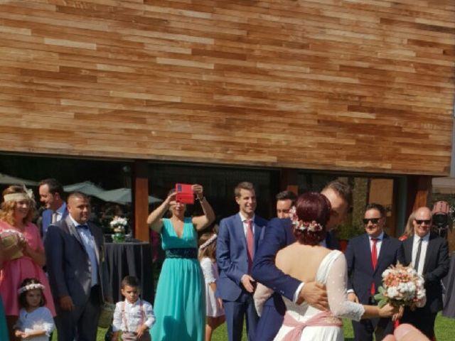 La boda de Nacho y Maria  en Ponferrada, León 10