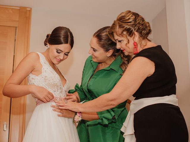 La boda de Daniel y Rebeca en Galapagar, Madrid 4
