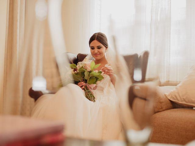 La boda de Daniel y Rebeca en Galapagar, Madrid 9