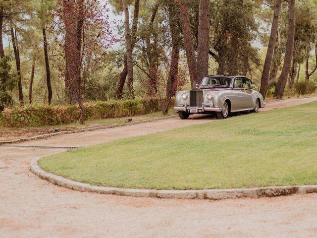 La boda de Daniel y Rebeca en Galapagar, Madrid 17