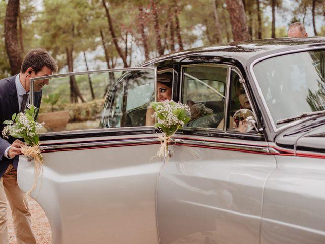 La boda de Daniel y Rebeca en Galapagar, Madrid 18
