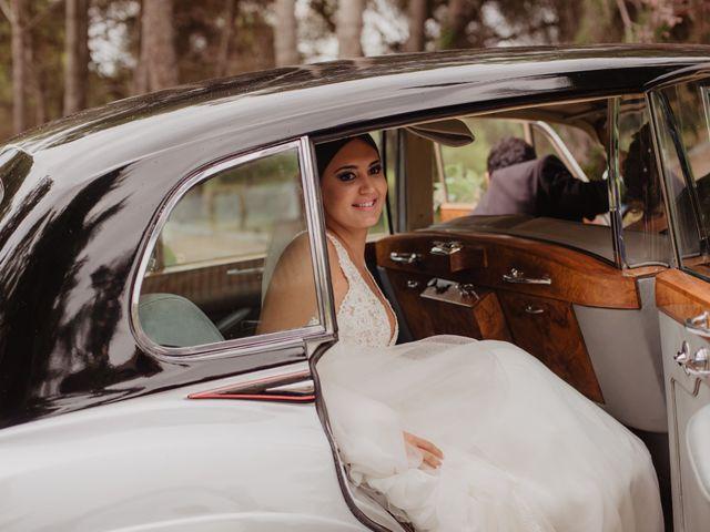 La boda de Daniel y Rebeca en Galapagar, Madrid 19
